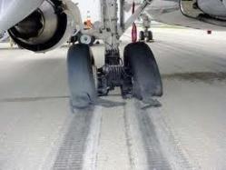 eclatement pneus